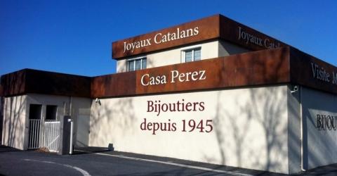 Enseigne Joyaux Catalans Prades