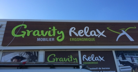 Gravity relax