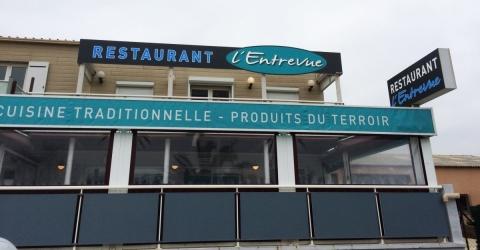 Restaurant l'Entrevue