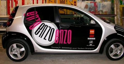 Marquage automobile Perpignan